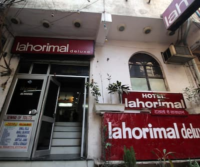 Lahorimal Deluxe Guest House, Paharganj,