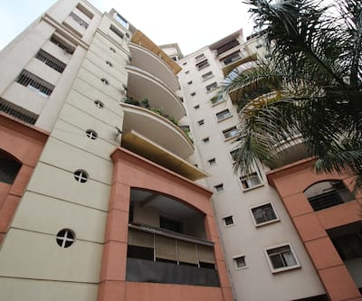 Eden House Corporate Service Apartment,Pune