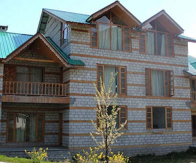 Routemate Casolare Cottages,Manali