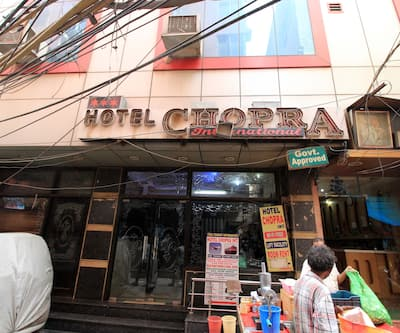 Hotel Chopra International,New Delhi