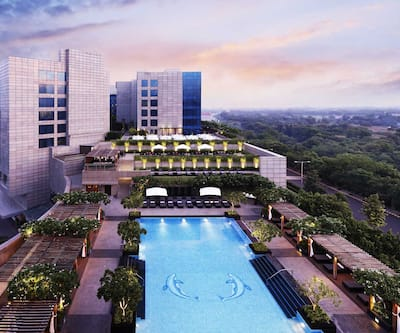 The Leela Ambience Gurgaon Hotel & Residences, DLF Phase III,