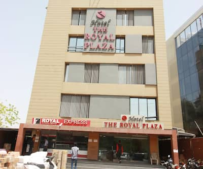 Hotel The Royal Plaza, off S.G. Road,