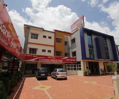 Hotel Coorg Prestige,Coorg