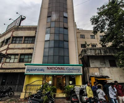 National Residency,Bangalore