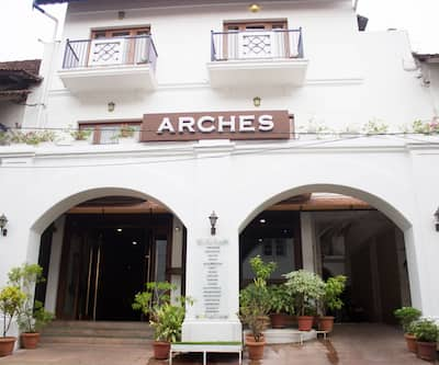 Hotel Arches, Rose Street,