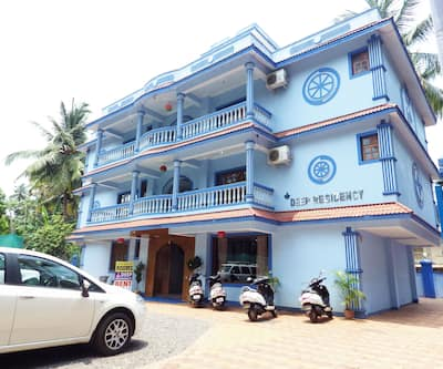 Deep Residency,Goa