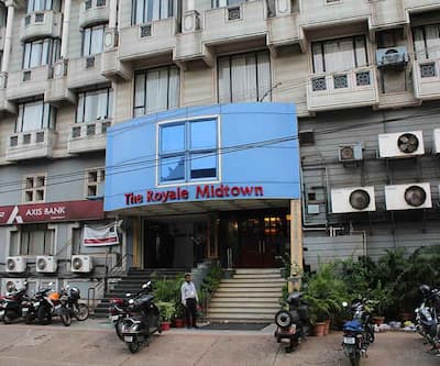 The Royale Midtown,Bhubaneshwar