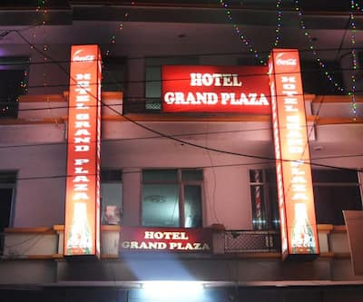 Hotel Grand Plaza,Chandigarh