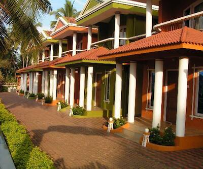 A's Holiday Resort, Colva,