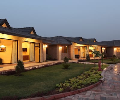 Shri Radha Brij Vasundhara Resort & Spa,Mathura