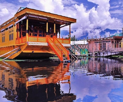 Shelter Group of Houseboats,Srinagar