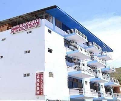 Hotel Akash Continental,Rishikesh