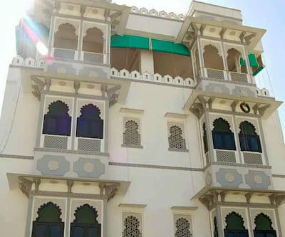 The Little Prince Heritage Home,Udaipur