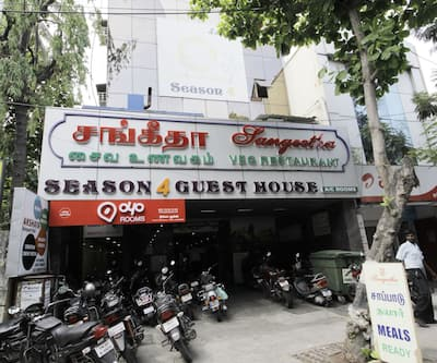 Season 4 Guest House,Chennai