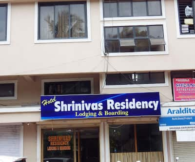 Hotel Shrinivas Residency Lodging And Boarding, Margao,