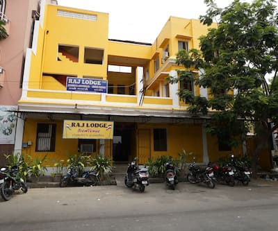 Raj Lodge,Pondicherry