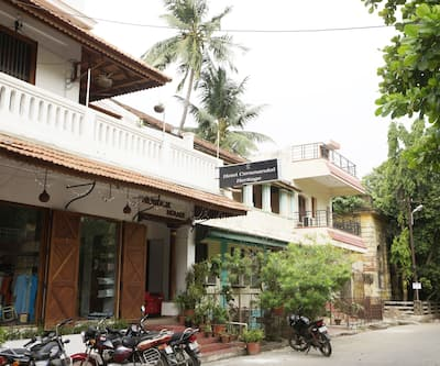 Hotel Coramandal,Pondicherry