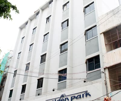 The Golden Park Hotel,Madurai