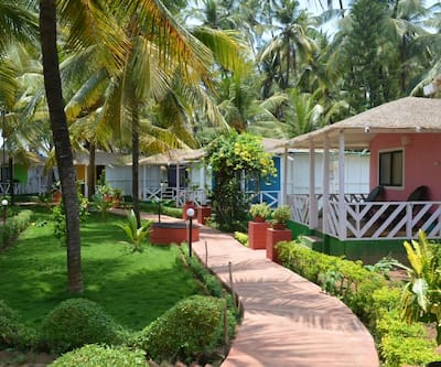 Resort De Palolem,Goa
