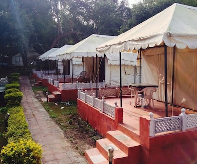The Aravali Tent Resort, Udaipur,Udaipur
