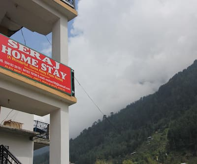 Seraj Home Stay,Manali