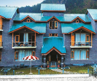 Thomas Villa, Hotel & Cottages,Manali