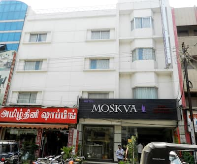 Hotel Moskva, Collector Office Road,
