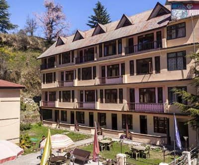 Hotel Him View,Manali