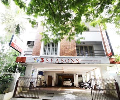3 Seasons Service Apartments,Chennai