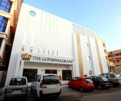 The Gopinivas Grand Kanyakumari, East Car Street,