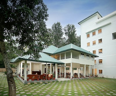 Peppervine Resort,Thekkady