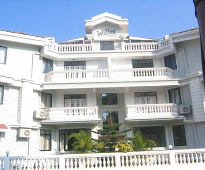 Willows Elite Resort, Anjuna,