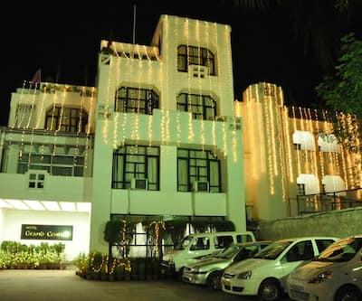 Hotel Grand Central,Bhubaneshwar