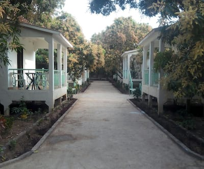 Gir Garjna cottages, Sasan Junagadh Road,