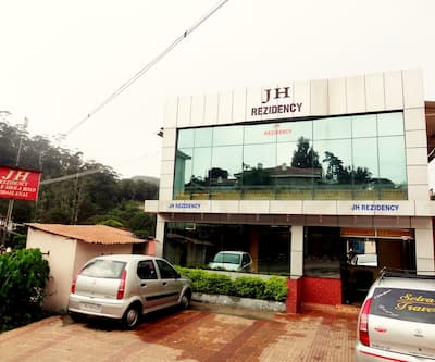 JH Rezidency, Convent Road,