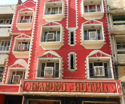 Hotel Diamond,Jammu