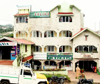 Hotel Saliha International,Kodaikanal