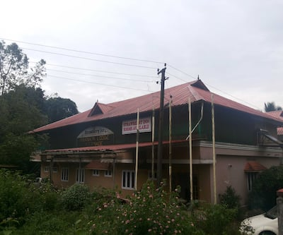Strawberry Inn,Thekkady