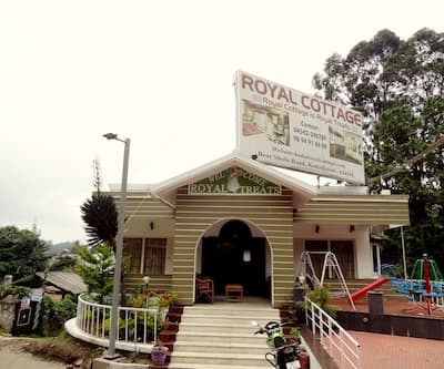 Royal Cottage,Kodaikanal