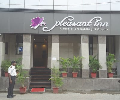 Pleasant Inn,Pondicherry