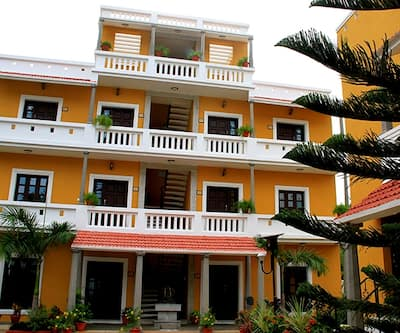 Olive De Villa,Pondicherry
