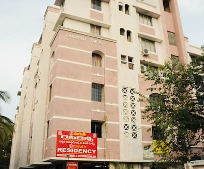 Nayath Serviced Apartment,Tirupati