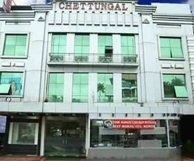 The Hotel Chettungal,Cochin