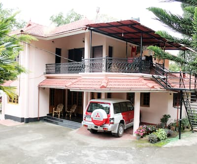 Estate Residency,Munnar