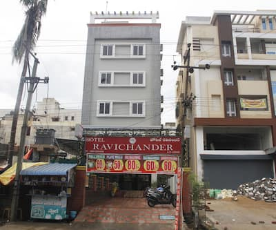 Hotel Ravichander, Railway New Colony,