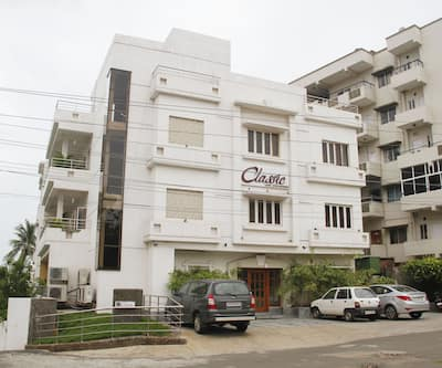 Classic Luxury Service Apartment,Visakhapatnam