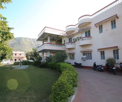 Hotel New Park,Pushkar