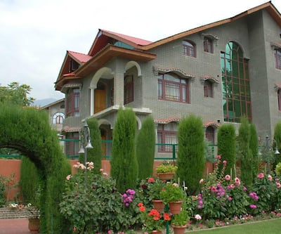 Harwan Resort,Srinagar