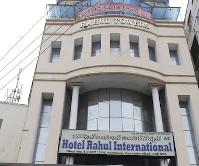 Hotel Rahul International,Hyderabad