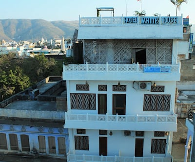 Hotel White House,Pushkar